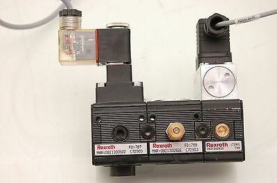 Bosch Rexroth Pneumatic Manifold 7290