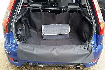 Universal Boot Liner With Bumper Protector Lip  Boot Tidy Tool Storage Bag