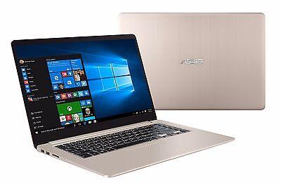 "ASUS VivoBook S510UA 15.6"" Laptop - Core i7-7500U, 8GB RAM, 128GB SSD, Win10"
