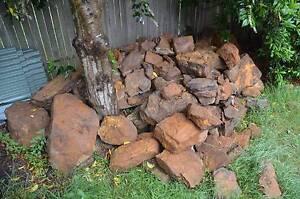 BUSH ROCK All Sizes. Ironstone Sandstone Garden Rocks & Boulders Leura Blue Mountains Preview