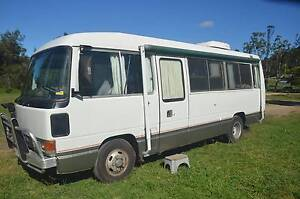 Toyota Coaster Converted Bus Ninderry Maroochydore Area Preview