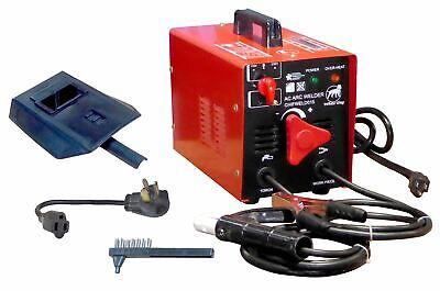 Portable Small Electric Arc Stick Welder Machine Kit Welding Unit
