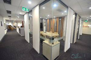 Brisbane CBD - Private office for up to 3 people - City views Brisbane City Brisbane North West Preview