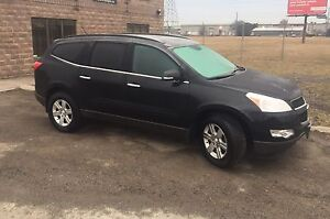 2011 Chevy Traverse AWD