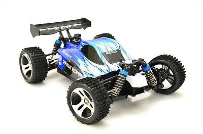 """RC Auto Buggy """"Rapid"""" 1:18 WLtoys A959 4WD 2,4Ghz 50km/h mit LiPo Akku"""