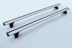 Kia Sportage 11-15 SL Roof Cross Bar Alloy 120cm Lockable Ingleburn Campbelltown Area Preview