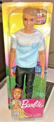 Barbie Dreamhouse Adventures Ken Doll [GHR61 ] Brand New!