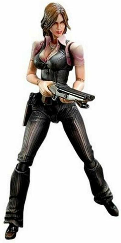 *NEW* Resident Evil 6: Helena Harper Play Arts Kai Action Figure by Square Enix