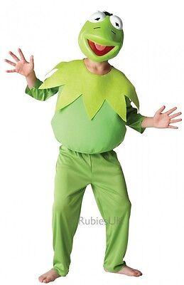 Jungen Kermit der Frosch + Maske 1960er Jahre die Muppets Film