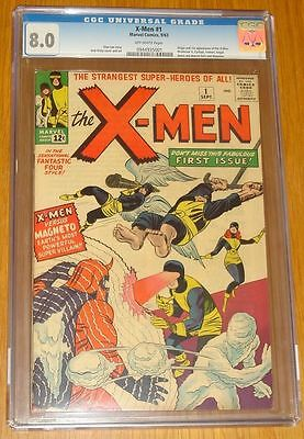 The X-Men's first outing is now extremely popular