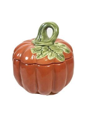 2011 Better Homes and Gardens Ceramic Pumpkin Cookie Jar