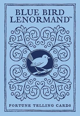 Blue Bird Lenormand Fortune Telling Oracle Cards Deck