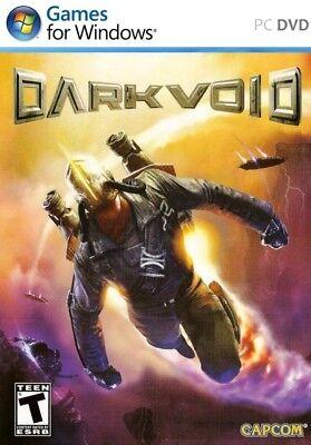 Computer Games - Dark Void PC Games Windows 10 8 7 XP Computer jetpack action adventure darkvoid