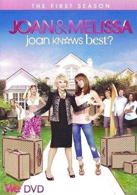 Joan Rivers & Melissa - Joan Knows Best ? - Season 1 (DVD, 2011, 2-Disc Set)
