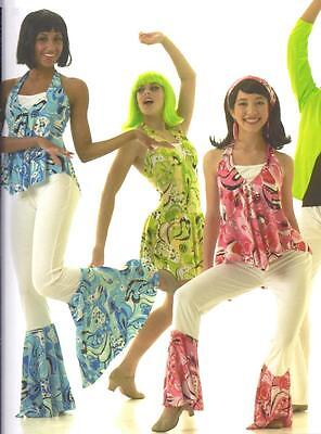 Hippie Chick Hairspray Dance Costume Jazz Child & Adult Groups Available! - Childs Hippie Costume