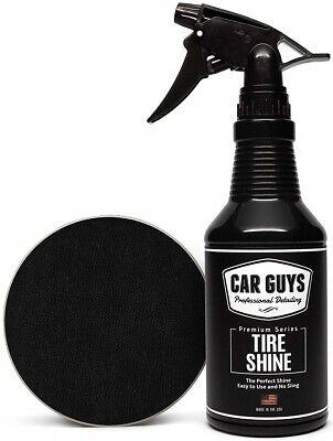 Tire Shine Spray-Best Tire Dressing Car Care Kit Help Polishing & Anti-UV