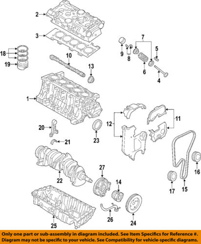 [SCHEMATICS_48DE]  VOLVO OEM 08-13 C30-Engine Cylinder Head Gasket 31251501 | eBay | 2007 Volvo S60 Engine Diagram |  | eBay