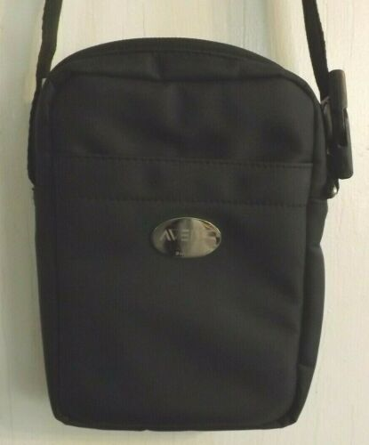 BABY BOTTLE BAG BY AVENT THINSULATE BLACK GOOD CONDITION HOLDS 2 BOTTLES