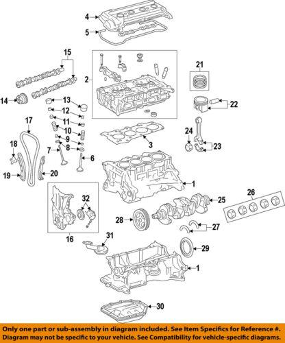 Kium Optima 2003 Engine Layout Diagram