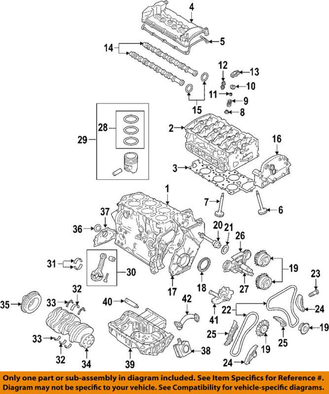 Audi Oem 04-06 Tt Quattro-engine Cylinder Head 022103265bx