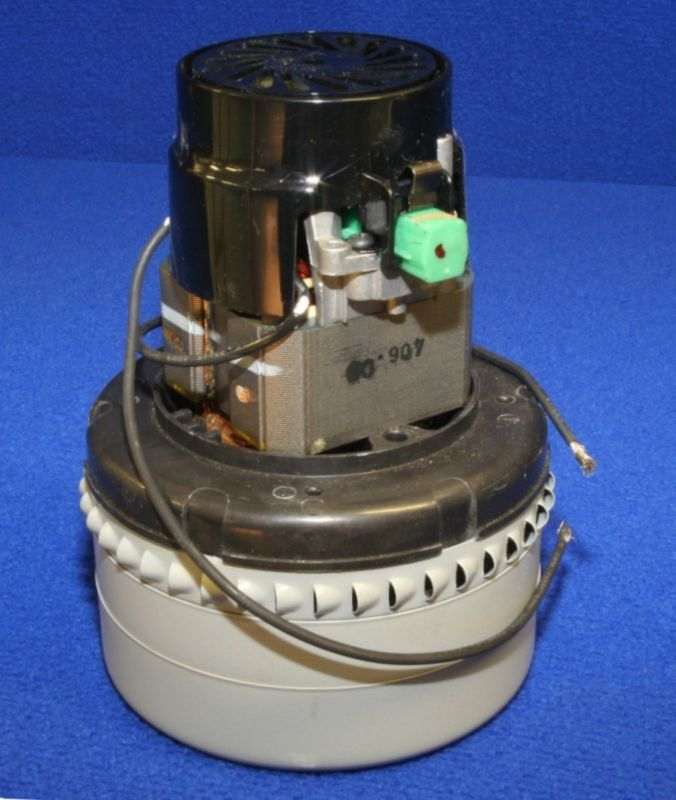 Tornado Vacuum Motor  36 Volt  3 Stage For Model 16277
