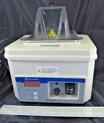 Fisher Isotemp Water Bath 2329 2 L 0amb-100 C Digital