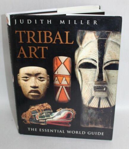 2006 First Edition Book TRIBAL ART Judith Miller MANY PHOTOS!