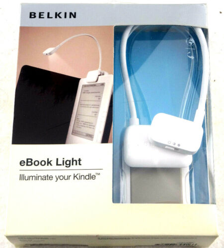BELKIN eBook Super-LED Light Kindle Lite Flexible Brand New Free Shipping