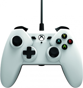 Power A Xbox One Controller Wired ProEx White
