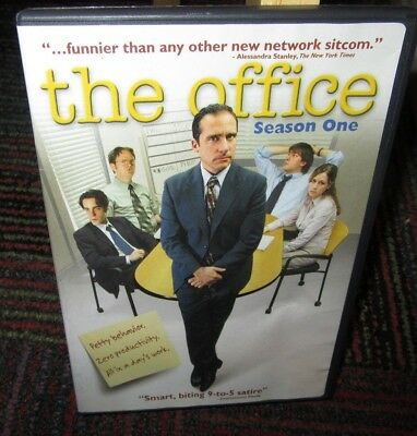 The Office  Pick A Season Dvd Set  Steve Carell  All Episodes   More To Set  Guc