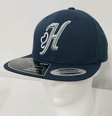 Hooey Jack Hat Navy Snapback