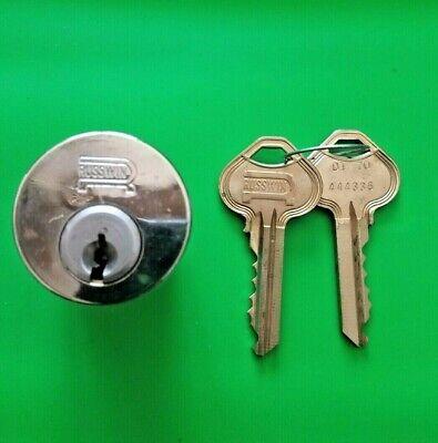 Corbin Russwin 6-pin Mortise Cylinder D1 Keyway 625 2 Keys Nos Locksmith