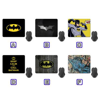 Batman Mouse Pad (Batman Super Hero Lovely Computer Mouse Pad Mat PC)