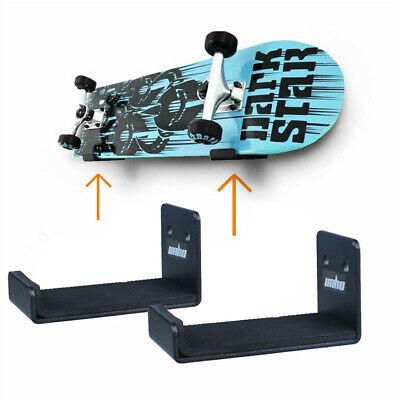 Wall Mount Storage Hook Rack Holder for SUP Surfboard Ski Snowboard Skate Board