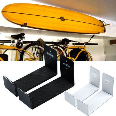 Surfboard Display Rack Sturdy Surf Board Wall Mount U Shape for Indoor Outdoor