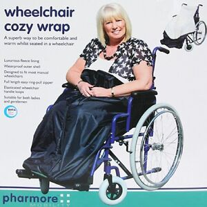 PHARMORE-WHEELCHAIR-COZY-WRAP-WATERPROOF-FLEECE-BLANKET-LINED-COSY-LEG-COVER-300