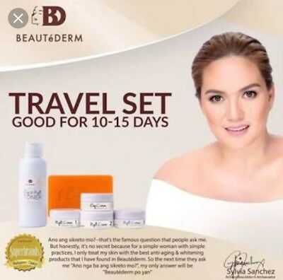 Beautederm Travel Set, Best Skin Care for All Skin Problems (EXPRESS (Best Skincare For Problem Skin)