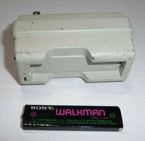 Sony Walkman LOT BC-7F Charger NC-5WM NiCd Stick Battery