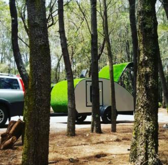 Teardrop camper trailer  Erskineville Inner Sydney Preview