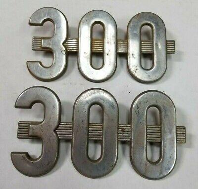 Ih International 300 2 Emblems