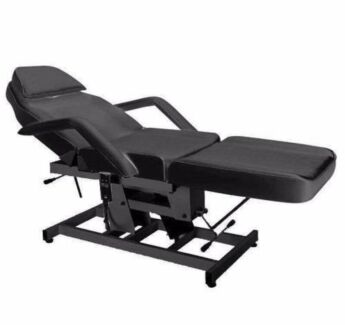Beauty and massage bed