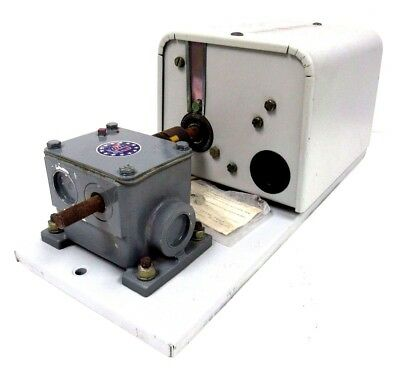 NEW GENERAL ELECTRIC IC9446B200FA104 LIMIT SWITCH AND REDUCER