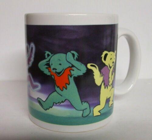 1998 Grateful Dead Mug Lightning Bears Shock