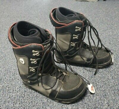 Flow Rival Snowboard Boots Men's Size 12 (US) Pre-owned Free Shipping
