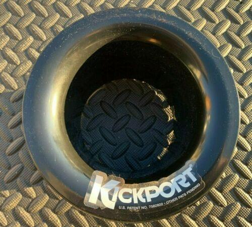 Kickport Bass Drum - Sonic Enhancement - Black