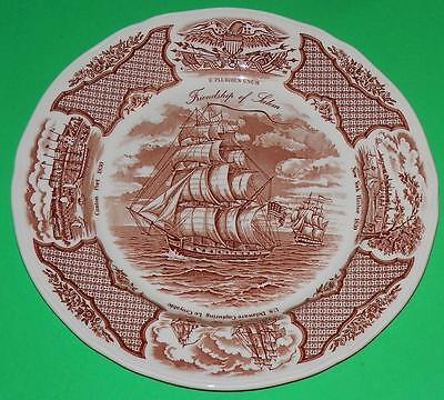 ALFRED MEAKIN ~ FAIR WINDS ~ STAFFORDSHIRE ENGLAND DINNER PLATE/s ~12 AVAILABLE