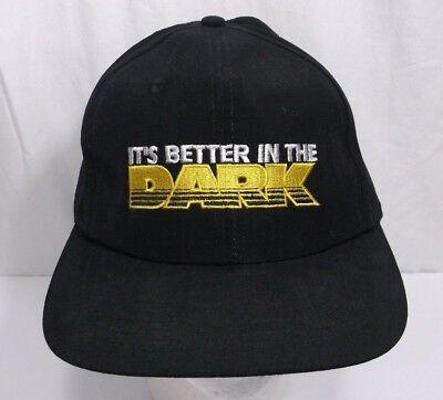 Vintage Myer's Dark Rum SEXUAL INNUENDO SnapBack Hat