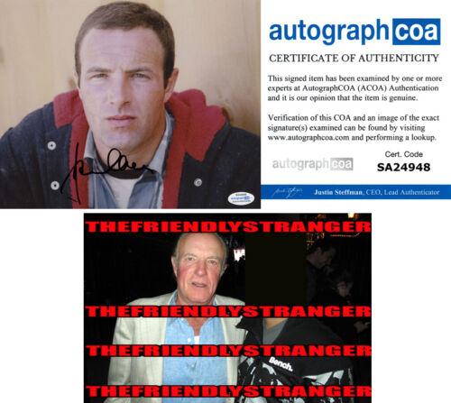 "JAMES CAAN signed Autographed ""RAIN PEOPLE"" 8X10 PHOTO e PROOF Kilgannon ACOA"