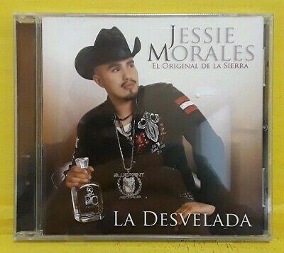 Jessie Morales El Original de la Sierra : La Desvelada - CD Nuevo