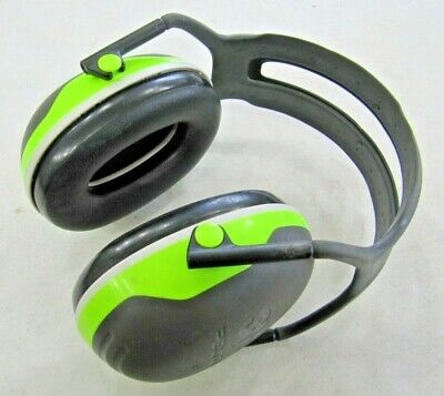 3m Peltor X4a Over The Head Hearing Protection Safety Ear Muffs Shooting Working